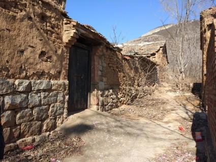 济南南部山区柳埠镇李家塘镇老宅子一套整体转让