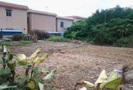 惠州博罗县500平米住宅用地转让