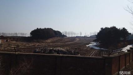 长春双阳长清公路旁5万平米庄园(垂钓)转让