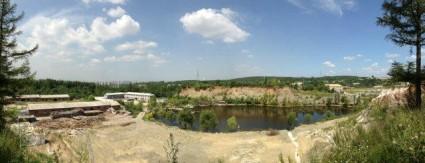 长春净月区4万平米废弃地9600平米工业用地转让