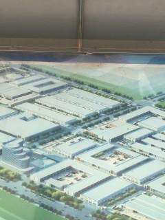 河南新乡原阳近40亩食品工业用地转让XX802