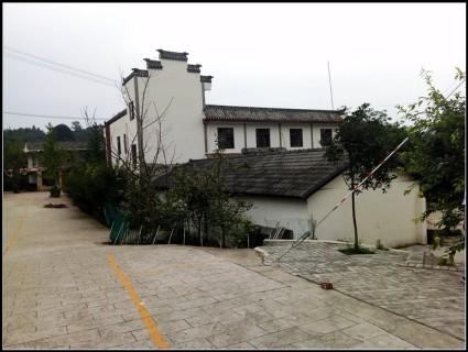 彭州市景区内 1300平米 农家乐 出租