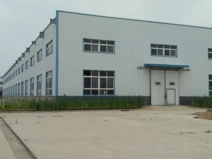 河南开封西区39亩工业用地带厂房转让