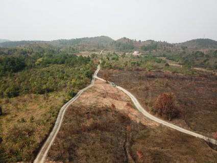 永州  零陵区 230亩 灌木林地 出租