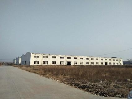 青岛胶州市胶莱100亩工业用地转让