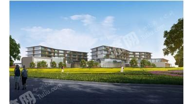 湖州长兴县18亩商业住宅转让 容积率1.6.公司干净,可建筑面积2.4万平,