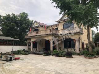 温江金星站附近350㎡新修乡村别墅小院真实国产乱子伦对白视频