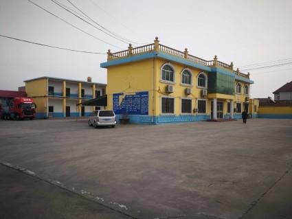 淄博周村区 50亩 工业用地 入股