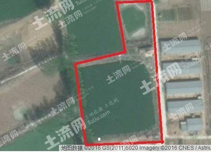 北京平谷區10畝坑塘出租