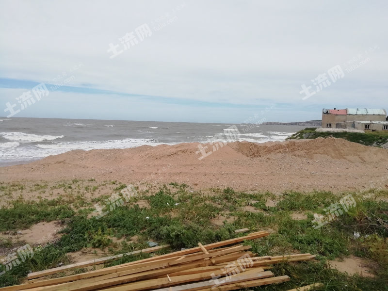 大連瓦房店市駝山鄉4畝沿海灘涂轉讓