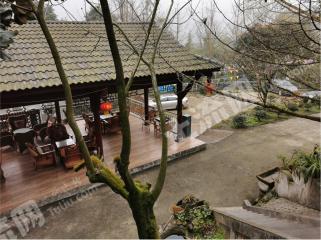 都江堰青城山10畝休閑度假山莊整體出租