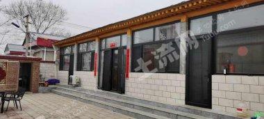 北京房山區十渡景區220平米宅基地出租